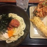 Photo taken at 讃岐製麺 熱田日比野店 by iai on 5/15/2017