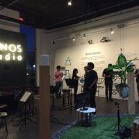 Photo taken at Sonos Studio by Chris A. on 9/24/2015