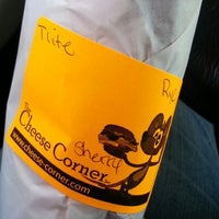 Photo taken at The Cheese Corner by Jena S. on 2/1/2013