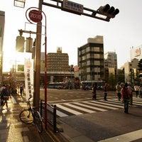 Photo taken at 仏壇通り 東上野三丁目ブロック by Kou S. on 5/11/2014