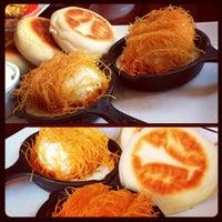 Photo taken at Café Lilou by Rasha Y. on 10/25/2012