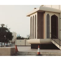 Photo taken at جامع العدلية by Rasha Y. on 4/4/2014