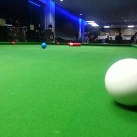 Photo taken at Punggol Billiards by Isaac 9. on 6/12/2014