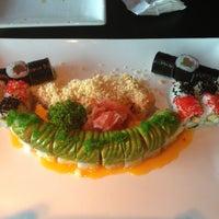 Photo taken at Sakamoto Japanese Grill And Sushi by Linsey J. on 4/26/2013