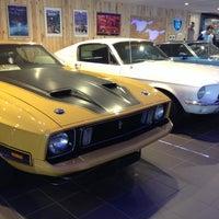 Photo taken at Mustang Garage by Tess D. on 4/27/2014