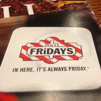Photo taken at T.G.I. Friday's by Kevin K. on 10/16/2012