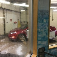 Photo taken at Miracle Car Wash by Jesse G. on 4/28/2015