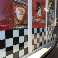 Photo taken at Baristas by Ashley D. on 4/19/2015