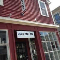 Photo taken at ALEX AND ANI East Greenwich - CLOSED by Mariana V. on 11/6/2012