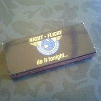 Снимок сделан в Night Flight пользователем Максим С. 5/7/2013