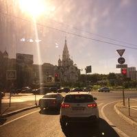 Photo taken at Автобус № 902 by Максим С. on 8/28/2016