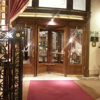 Foto tomada en El Palace Hotel Barcelona por Mireya T. el 7/5/2013