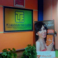 Photo taken at PT. LTF INDONESIA by Ardi L. on 11/8/2013