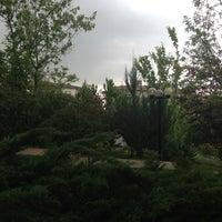 Photo taken at 15.Yurt by Gizem on 5/13/2013