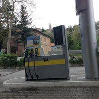 Photo taken at Eni Station by Alessio B. on 4/21/2013