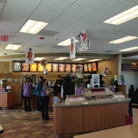 Photo taken at Chick-fil-A South Bay by Carlos G. on 3/27/2013