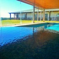Foto tomada en Los Naranjos Resort Spa Termal por JULIANA A. el 6/28/2013