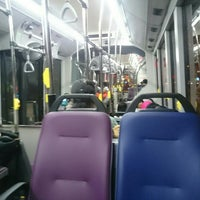 Photo taken at SMRT Buses: Bus 858 by mkn2692 k. on 6/12/2016