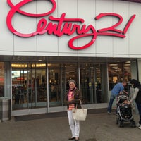 Photo taken at Century 21 Department Store by Carina P. on 4/28/2013
