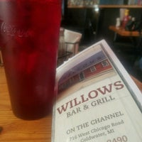 Photo taken at Willows Bar & Grill by Ginger K. on 3/24/2017