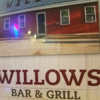 Photo taken at Willows Bar & Grill by Ginger K. on 1/23/2017