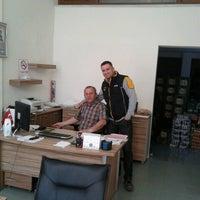 Photo taken at Korkmaz Ticaret Gazozlaaar :-) by TC Engin B. on 4/16/2014