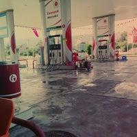 Photo taken at Türkiye Petrolleri Silifke/Taşucu by Kenan G. on 10/9/2014