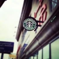 Photo taken at Starbucks by Abdullah A. on 9/1/2013