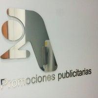 Das Foto wurde bei 2A Promociones Publicitarias von Joaquín D. am 9/23/2014 aufgenommen