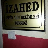 Photo taken at İZAHED by TC Mesut Ç. on 6/8/2013