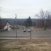 Photo taken at Clarion University of Pennsylvania by gary t. on 3/28/2014