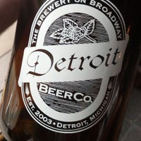Photo taken at Detroit Beer Company by Mike K. on 6/10/2013