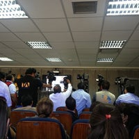 Photo taken at Ministerio de Educación by Pao H. on 7/25/2013