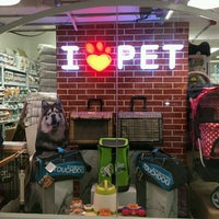 Photo taken at I LOVE PET by SuZie T. on 9/22/2016