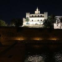 Photo taken at Palacio Real de La Almudaina by Rafal W. on 4/13/2017