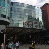 Photo taken at Manchester Arndale by Rafal W. on 7/18/2013