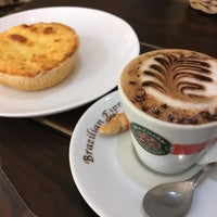 Photo taken at Brazillian Coffee by Arthur K. on 10/22/2017