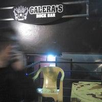 Photo taken at Galera's Rock Bar by Aline H. on 10/6/2013