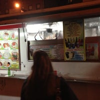 Photo taken at Tacos El Idolo by Caitrin F. on 5/4/2013