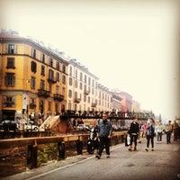 Foto scattata a Naviglio Grande da Alessia B. il 10/21/2012