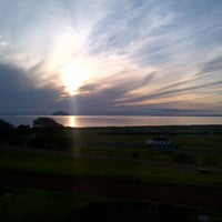 Photo taken at Trump Turnberry by Mark S. on 10/7/2012
