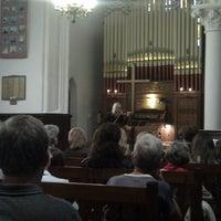 Снимок сделан в Англиканская церковь Святого Искупителя пользователем Rikardo B. 7/25/2013