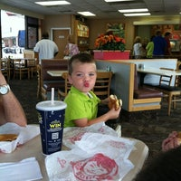 Photo taken at Wendy's by Brandy F. on 8/15/2013