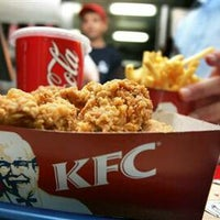 Photo taken at KFC by Nikhil V. on 4/19/2013