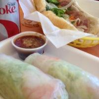 Photo taken at Banh mi Saigon sandwiches & bakery by Scott M. on 5/26/2013
