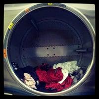 Photo taken at Apollo Express Laundromat by Paula R. on 9/30/2012