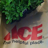 Photo taken at Ace Hardware by Max B. on 3/13/2014
