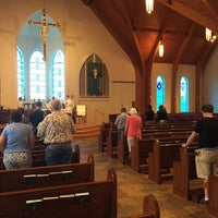 Photo taken at Blessed Sacrament by Chris S. on 7/29/2015
