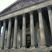Photo taken at New York Supreme Court by Chris S. on 9/14/2012