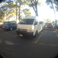 Photo taken at Big M Bus - Gate 8, UNSW by Big M T. on 8/27/2013